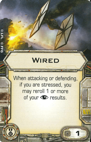 Image - Wired.png   X-Wing Miniatures Wiki   FANDOM powered by Wikia