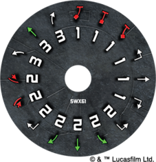 Swx61 dial