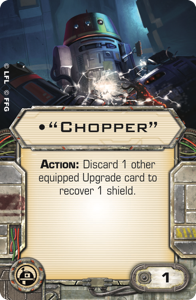 Chopper A