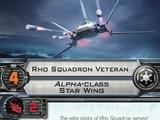 Rho Squadron Veteran