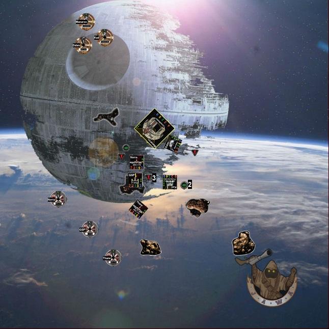 Star Wars X-Wing Miniatures Game Alt Art Crack Shot EPT 2017 Q3 Promo