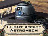 Flight-Assist Astromech