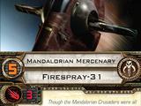 Mandalorian Mercenary