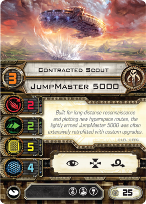 Contracted scout errata web
