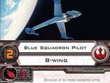 Blue Squadron Pilot