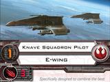 Knave Squadron Pilot