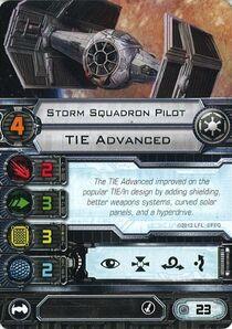 Storm Squadron Pilot