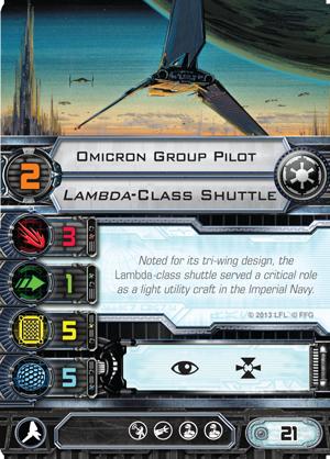 Omicron Group Pilot