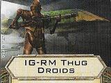 IG-RM Thug Droids
