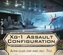 Xg-1 Assault Configuration