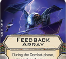 Feedback Array
