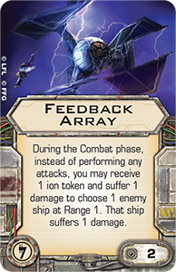 Feedback-array