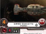 CR90 Corvette (Fore)