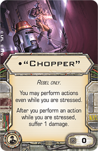 Chopper crew