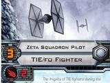 Zeta Squadron Pilot