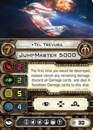 Tel-trevura ship