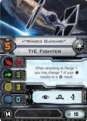 Winged-gundark