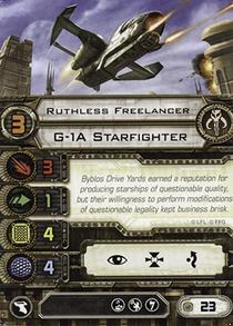Pilot-Ruthless Freelancer
