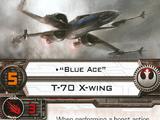 """Blue Ace"""