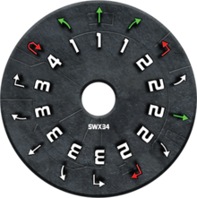 Punisher dial
