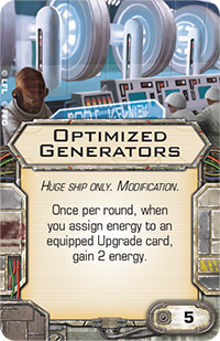 Optimized-generators