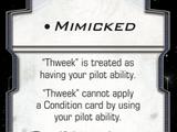 Mimicked