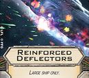 Reinforced Deflectors