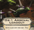Os-1 Arsenal Loadout