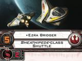 Ezra Bridger (Sheathipede)