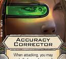 Accuracy Corrector