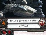 Gray Squadron Pilot