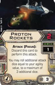 Proton-rockets