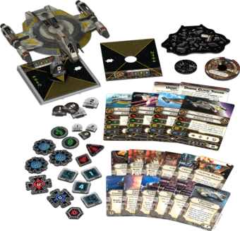 Shadow Caster Expansion Pack | X-Wing Miniatures Wiki | Fandom