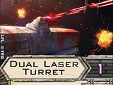 Dual Laser Turret
