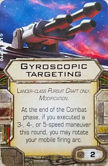 Gyroscopic-targeting