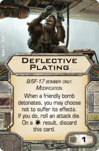 Deflective