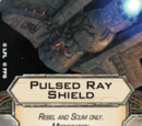 Pulsed Ray Shield