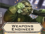 Weapons Engineer