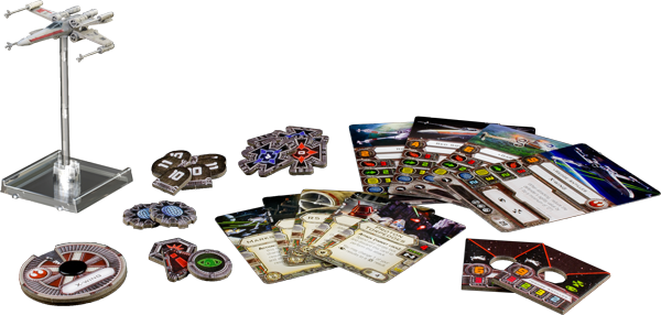 XWing-components