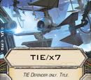TIE/x7