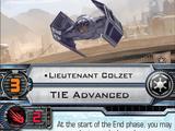 Lieutenant Colzet
