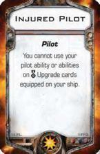 critical hit cards - Pilot Fleet Card