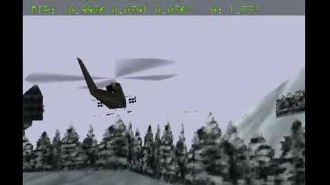 Beetle Adventure Racing! - Where the helicopters disappear
