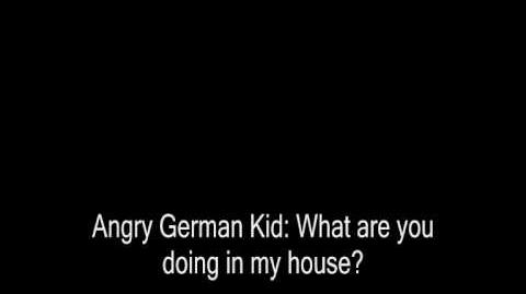 Angry German Kid S1E2 - Basement Bomb