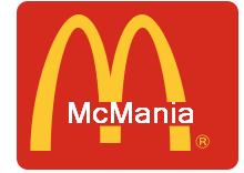 McMania Logo 1996