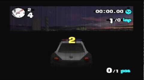 Beetle Adventure Racing - Unused Areas 2 (Updated Version)