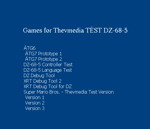 Thevmedia TÉST DZ-68-5 | YaberOlan Wiki | FANDOM powered by