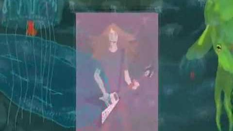 Metalocalypse - Toki's Underwater Friends