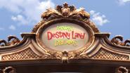 S2 EP9 Destiny Land Sign