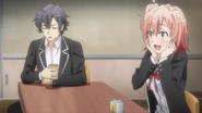 S2 Episode 1 Hachiman Yui 2